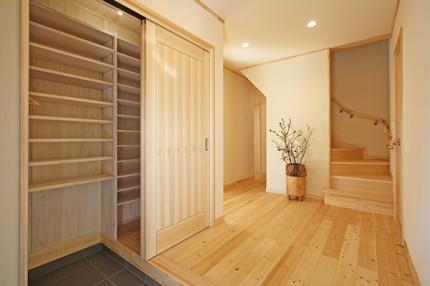 菊川市築30年天然木リセット住宅