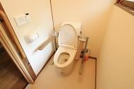 介護できるトイレ