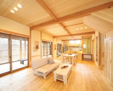 郷の家(新発田モデルハウス)