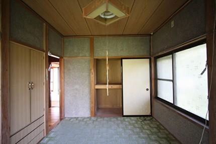 掛川市 築38年天然木リフォーム
