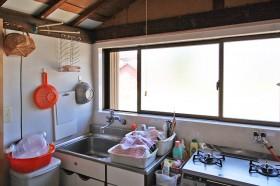 キッチンの窓まわりリフォーム