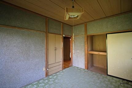 掛川市/築38年天然木リノベーションBefore