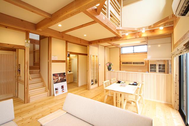 (株)ユキトシ郷の家完成見学会