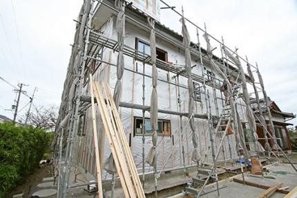 菊川リセット住宅防水遮熱シート