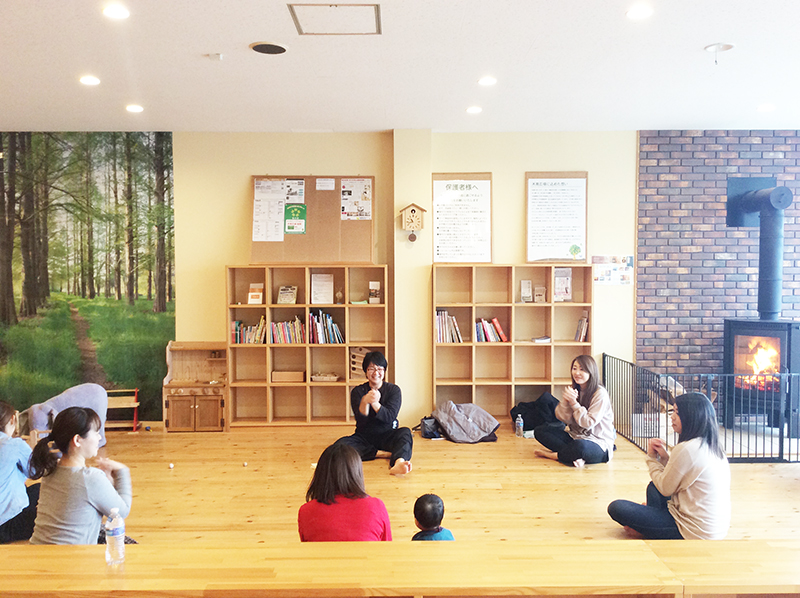 親子体操教室