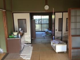 掛川市13.5坪の脇屋大改造リセット住宅