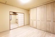 ユキトシ桐の寝室リフォーム