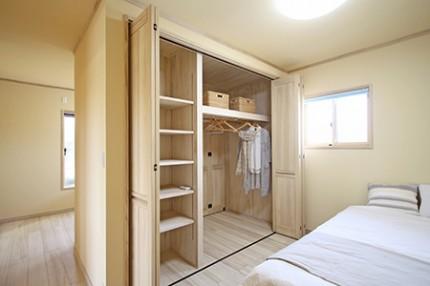御前崎/桐の寝室