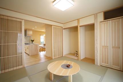 御前崎/天然木減築リセット住宅