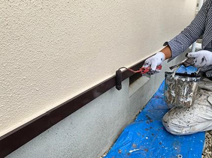 菊川市/外壁塗装