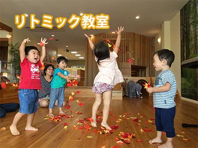 木育広場/リトミック教室