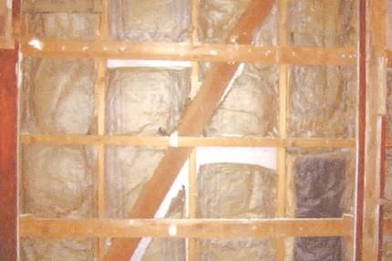 断熱材の劣化